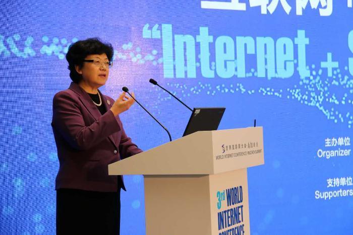"""第三届世界互联网大会""""互联网+智慧医疗""""论坛成功举办"""